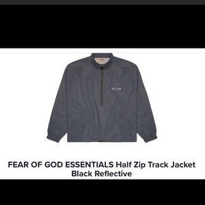 FEAR OF GOD REFLECTIVE JACKET